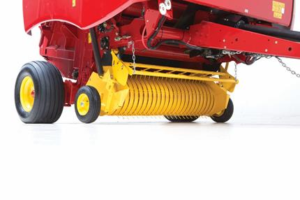 New Holland round hay balers   Terapro